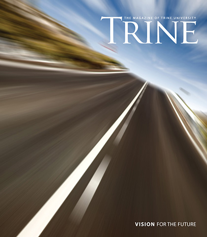 Trine Magazine Winter 2010