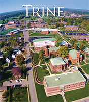 Trine University Winter Magazine 2016