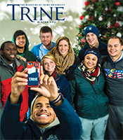 Trine University Winter Magazine 2017