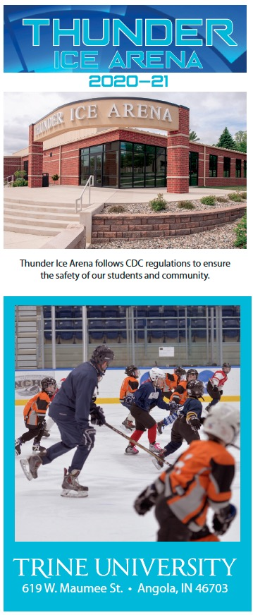 Thunder Ice Arena Brochure