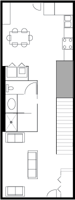 Four Bedrooms, 1st floor