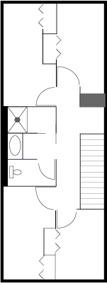 Four Bedrooms, 2nd floor