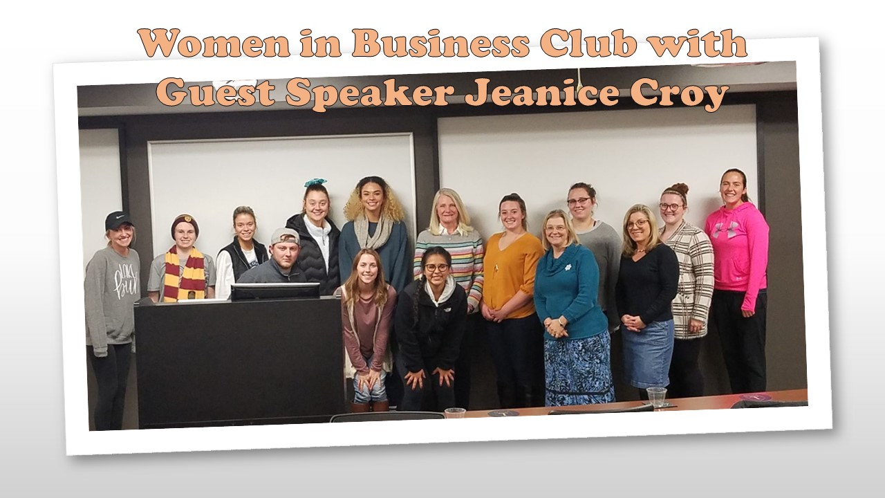 Women In Buisness Club