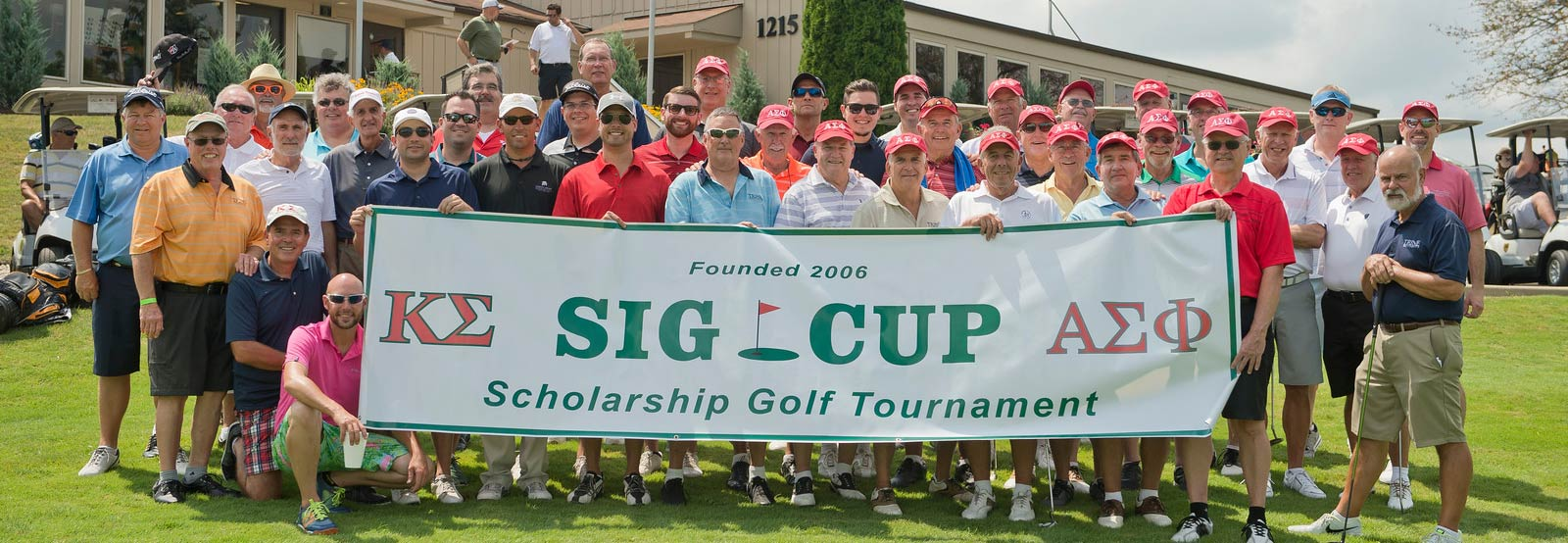 Sig Cup Golf Outing