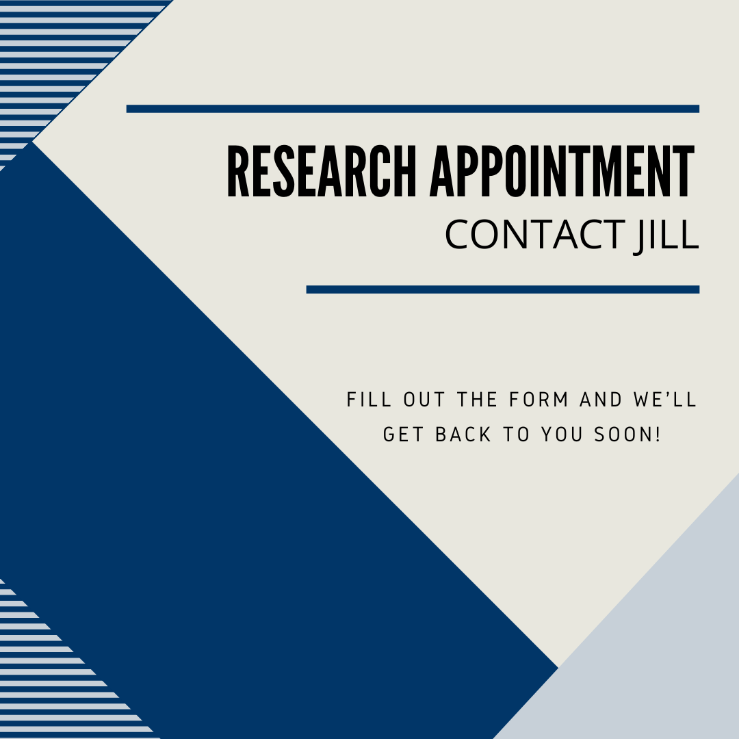 Contact Jill for an Appointment!