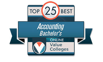 Trine University's online accounting degree program is one of the best in the United States, according to a national college ranking website.