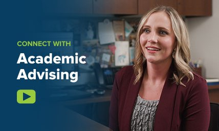 Learn from our Academic Advising video