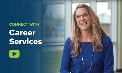 Learn about Career Services with this video
