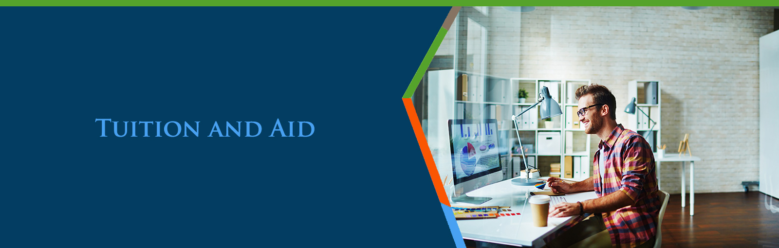 tuition and aid section header