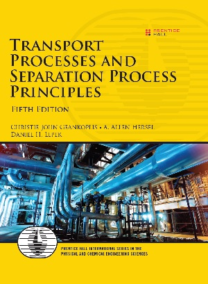 Transport Process book cover